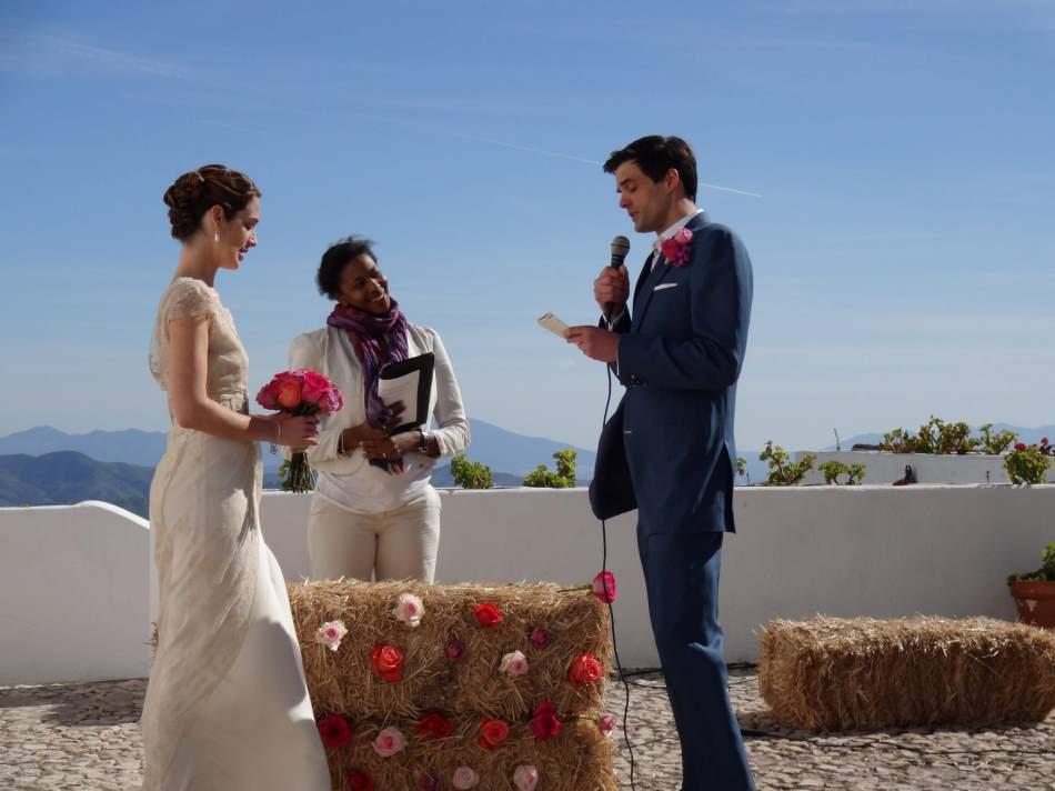 Non Religious Wedding.Non Religious Wedding Photos Andalucia Weddings