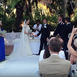 Costa Del Sol Villa Weddings